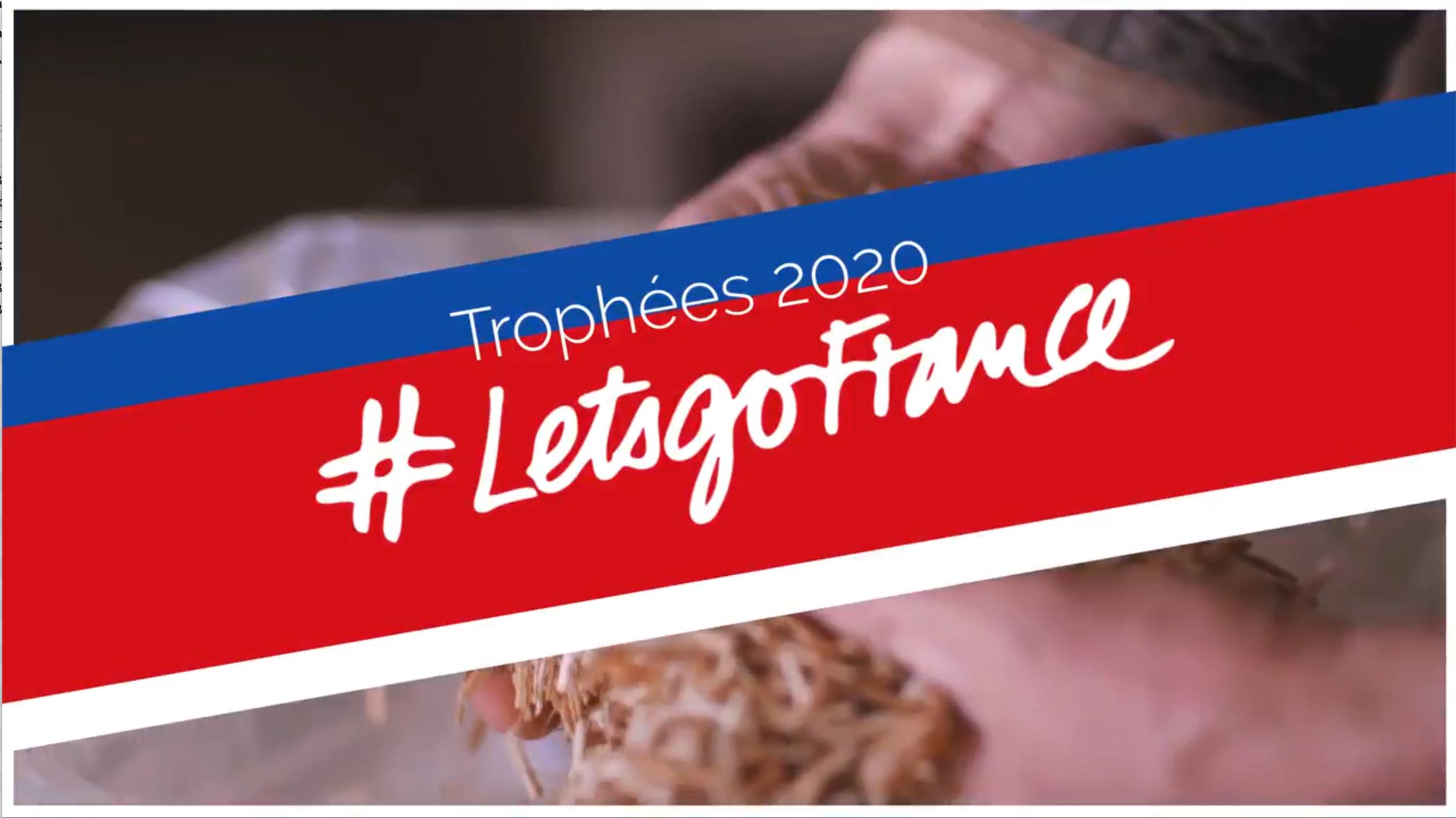Vidéo polybiom trophée let's go france